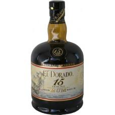 Rum El Dorado 15 y