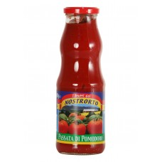 Passata di Pomodoro  bottiglia gr.700